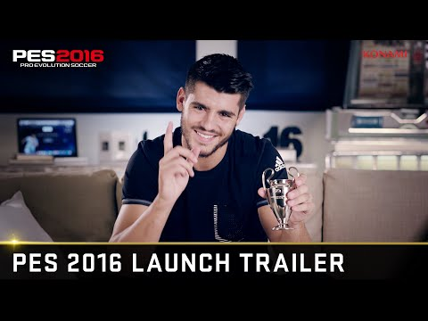 [Official] PES 2016 Launch Trailer