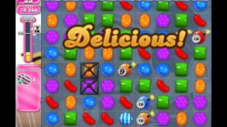 Candy Crush Saga Level 384 ★★