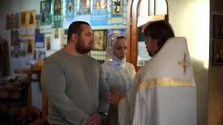 Венчание Дмитрия и Натальи. (Детско-юношеский хор св. Иоанна Дамаскина - Псалом 102, Глас 1)