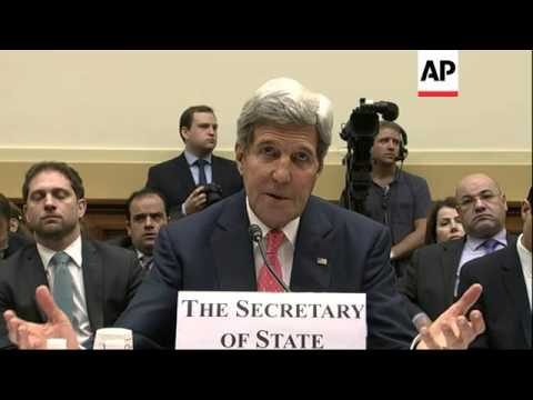Kerry and Hagel testify on Islamic State group before House Foreign Affairs Committee