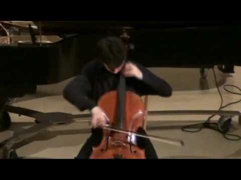 Brahms - Cello Sonata No. 1 In E Minor, Op. 38 - Allegro Non Troppo - Part 1