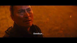 Serizawa Sacrifices Himself to Bring Godzilla Back!