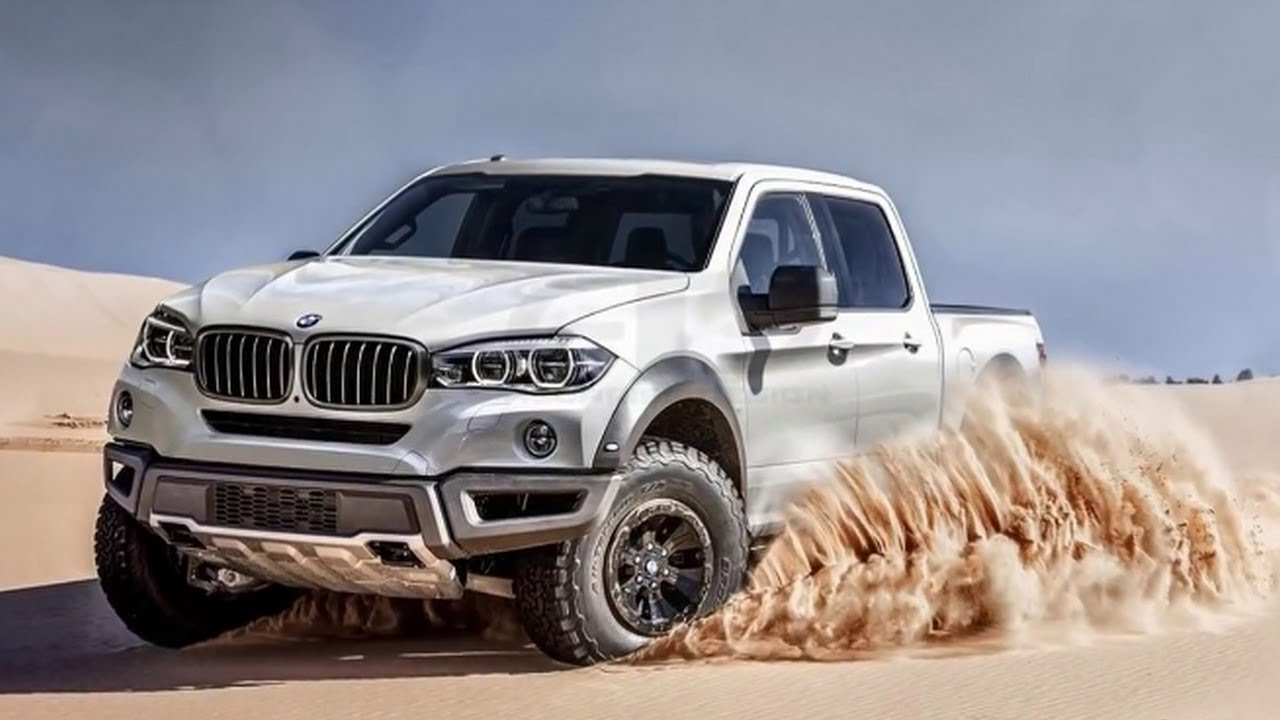 Look This 2018 Bmw Pickup Sel Pricing