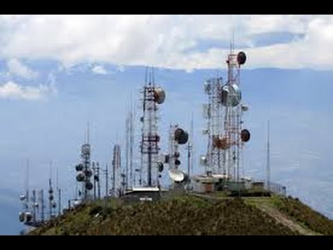 Flat Earth #101 Satellite Hoax - Ground Based Technology