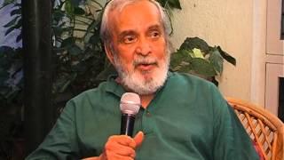 U R Ananthmurthi's message for Ahmadiyya Muslims Peace Symposium Bangalore 2013