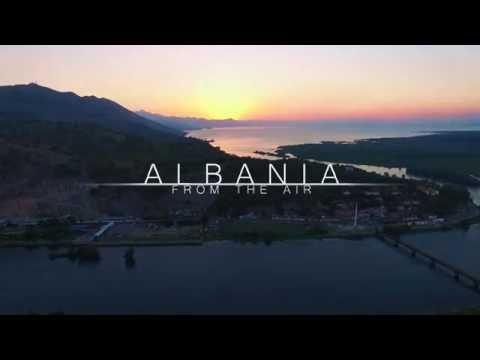 Epic Albania drone montage