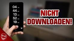 Countdown - Die gruseligste App im Appstore! Was steckt dahinter!