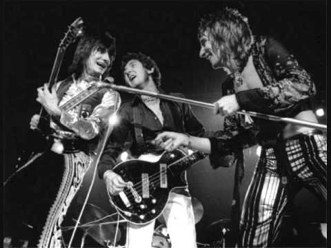 Rod Stewart and the Faces-  Tampa Stadium, Tampa, Fl 4/30/72
