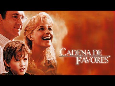 Cadena de Favores - Trailer en Español - Película