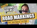 Driving Theory Test - Road Markings