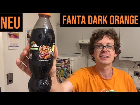 Fanta Dark Orange im Test mit Supermarkt-Tipp in Berlin! von YouTube · Dauer:  4 Minuten 48 Sekunden