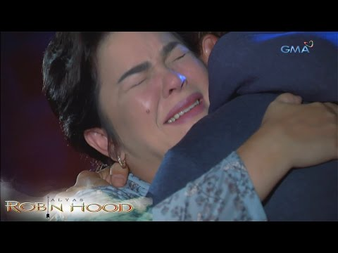 Alyas Robin Hood: Mother and son reunited - 동영상