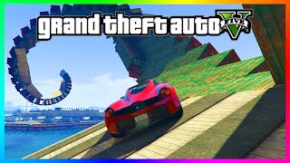 GTA 5 LIVE - INSANE 2X GTA Money & RP Races! - Earning Double Money & RP In GTA Online!! (GTA 5)