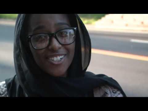 Teenage Muslim girl killed early Sunday