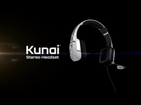 ad4571bbdc1 The TRITTON Kunai Stereo Headset for All of Your Gaming Needs - YouTube