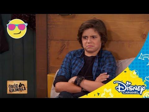 Obóz Kikiwaka - Oko na Jorge. Oglądaj w Disney Channel!