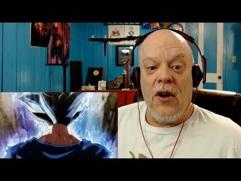 "ANIME REACTION VIDEO CLIPS | ""Dragon Ball Super #110"" - I Got Chills!   😀"