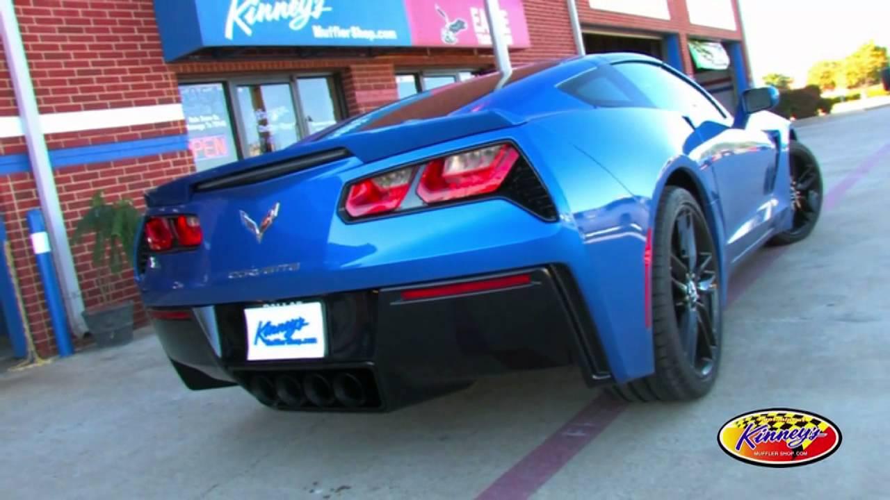 2014 Stingray Corvette With Street Demon Custom