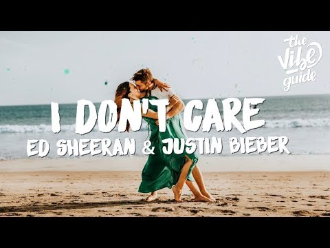 Ed Sheeran & Justin Bieber - I Don&39;t Care