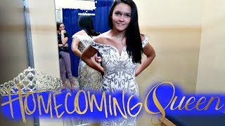 BUYING MY SECOND HOMECOMING DRESS FOR QUEEN COURT! EMMA AND ELLIE