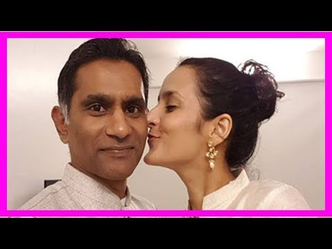 Photos: remember tulip joshi? she is married to ex-army man captain vinod nair