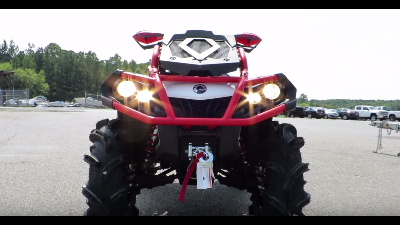 2016 Can Am Outlander Xmr 1000r Review Youtube