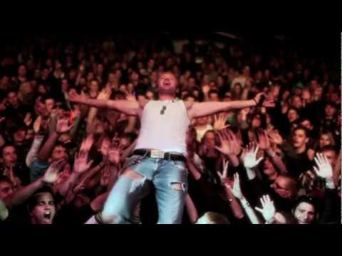 Barbed Wire -  I live my life (Offizielles Musikvideo)