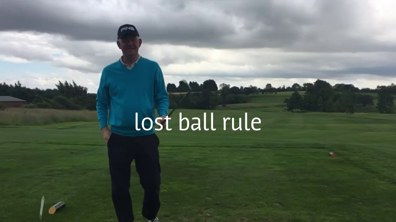 what is the one ball rule in golf