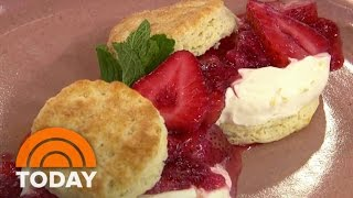 Strawberry Shortcake For Your Valentine: Al Roker Shares His Recipe   TODAY
