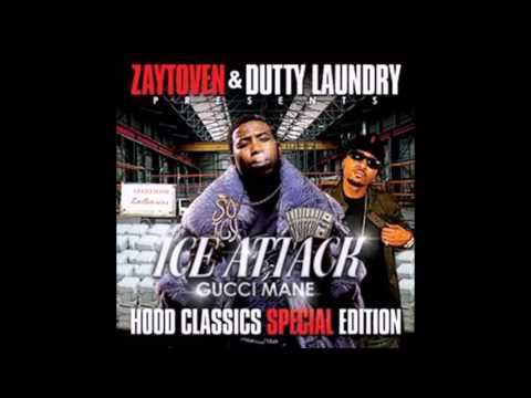 Gucci Mane-Ice Attack (2007) Full Mixtape