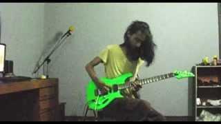 FLYING WITH IBANEZ INDONESIA GUITAR CHALLENGE 2014 - Gavin Iedema