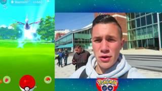 PoKeMon Go ||  What is Pokemon Go Like in Chicago? (Generation 2)