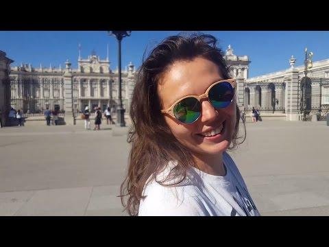 Vlog de calatorie - Madrid