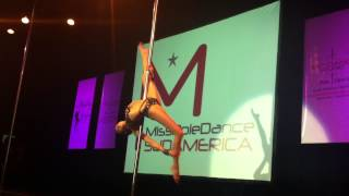Pole Dance competition final - Miss Pole Dance Argentina & Sudamérica 2013 vid 22