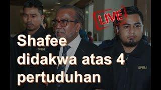 Peguam terkemuka, Tan Sri Dr Muhammad Shafee Abdullah didakwa
