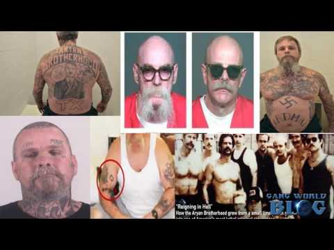 Aryan Brotherhood Prison Gang HIstory (San Quentin California)