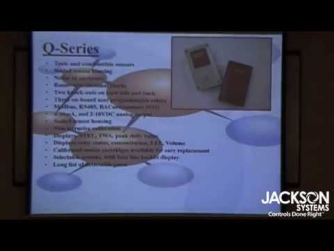 Gas Detection Training with ACI hosted by Jackson Systems