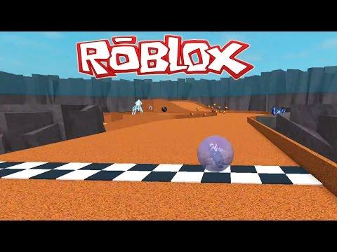 Roblox / Super Blocky Ball / Fun Racing Game / Gamer Chad Plays
