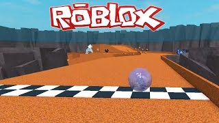 Roblox / Super Blocky Ball / Fun Racing Game / Gamer Chad Plays