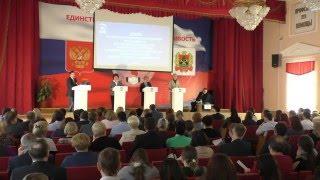 Предварительное голосование: дебаты. Кемерово. 02.04.16