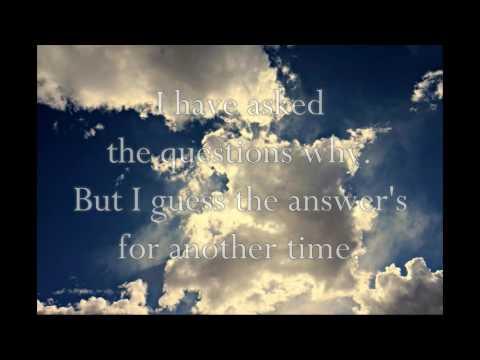 Save A Place for Me - Matthew West (LYRICS)