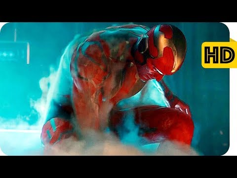 Vision's Birth- Avengers age of Ultron-...