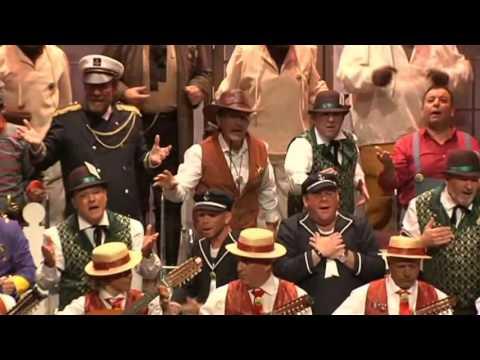 Coro Mi barquito de Vapor CarnavalColombino2016.Preliminares