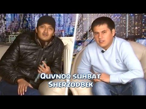 Quvnoq Suhbat - Sherzodbek Nuraliyev Bilan | Кувнок сухбат - Шерзодбек Нуралиев билан