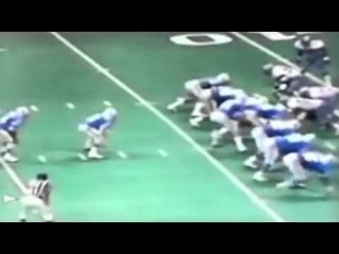 Hollywood Henderson vs. Earl Campbell 1978