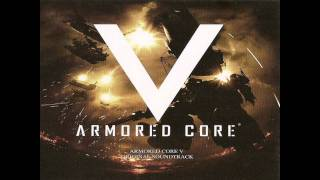 ARMORED CORE V ORIGINAL SOUNDTRACK Disc 1 #05: Vulture