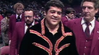 Pedro Morales: 1995 WWE Hall of Fame Inductee