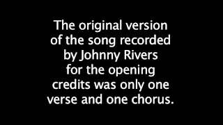Secret Agent Man (Johnny Rivers cover) - Eytan Mirsky