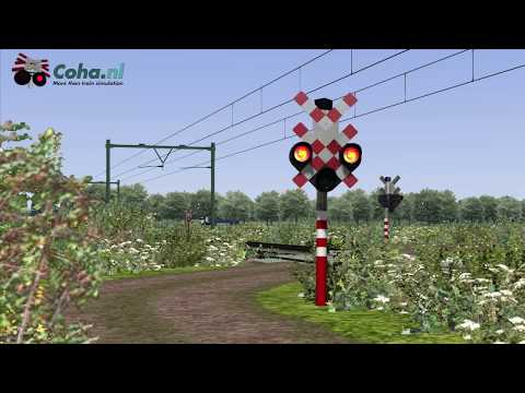 Belgian Level crossings for Railworks, Train simulator