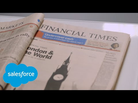 The Financial Times' Success Story